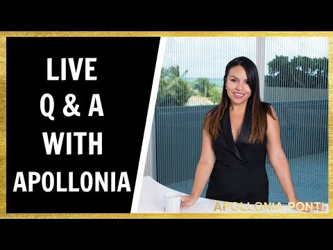 Live Q & A w/Apollonia | Dating A Single Mom Relationship Advice