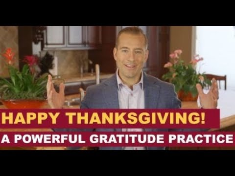 Happy Thanksgiving! (A Powerful Gratitude Practice) | Dating Advice for Women by Mat Boggs