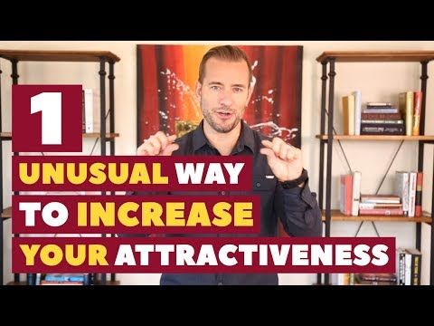 1 Unusual Way To Increase Your Attractiveness | Relationship Advice for Women by Mat Boggs