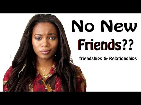 Learn to let go: relationship advice (love and friendships)