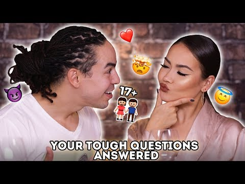 RELATIONSHIP ADVICE - YOUR TOUGH QUESTIONS | Maryam & Lee  S1 • E1