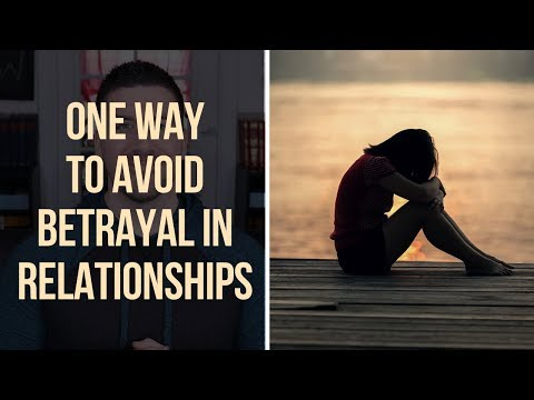 How to Avoid Betrayal in a Relationship (Christian Relationship Advice)