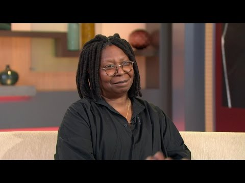 Whoopi Goldberg Gets Serious With Relationship Advice