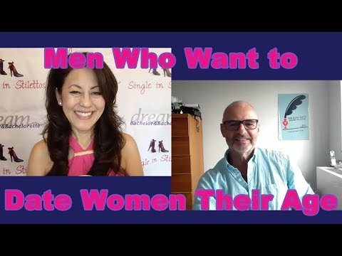 Men Who Want to Date Women Their Age - Dating Advice for Women