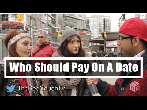 Should a Man Pay on a First Date? - Dating Advice!