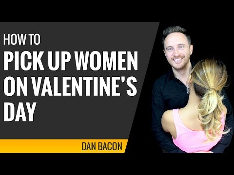 How to Pick Up Women on Valentine's Day