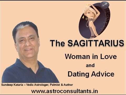 Sagittarius Woman in Love and Dating Advice by Sundeep Kataria