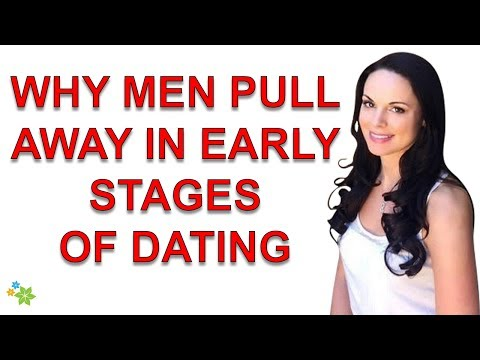 Why Men Pull Away in the Early Stages of Dating