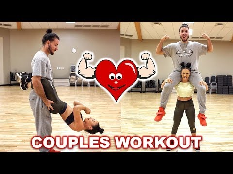 Couples Workout | How To Pick Up Guys