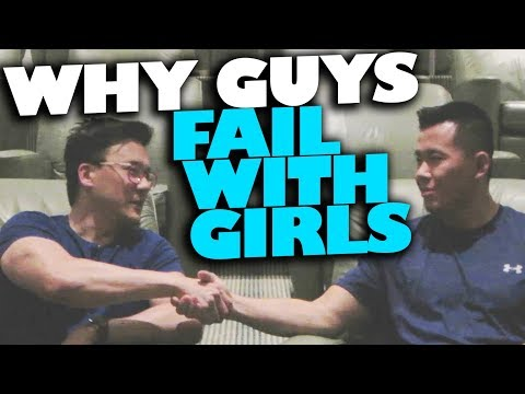 Why Guys Fail With Girls | The Comedian & The Pick Up Artist