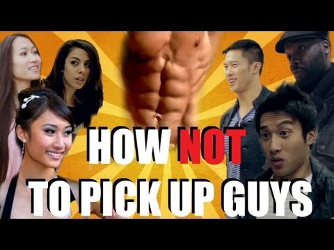 How NOT to Pick Up Guys