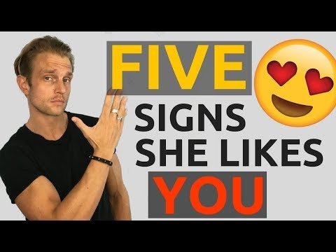 5 Signs That She's Into You | Dating Tips For Men