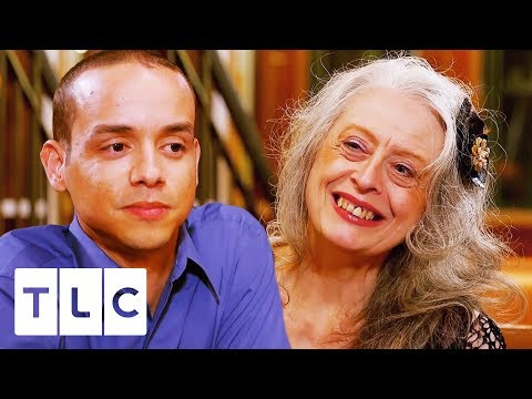 """I'm Addicted To Dating Older Women, Much Older Women!""