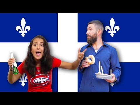 You Know You Are Dating a QUEBECOISE (FRENCH-CANADIAN) Woman When...