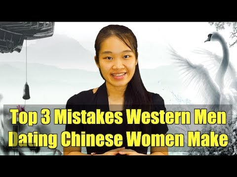Top 3 Mistakes Western Men Dating Chinese Women Make