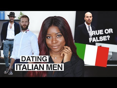 DATING ITALIAN MEN, TRUTH OR MYTH