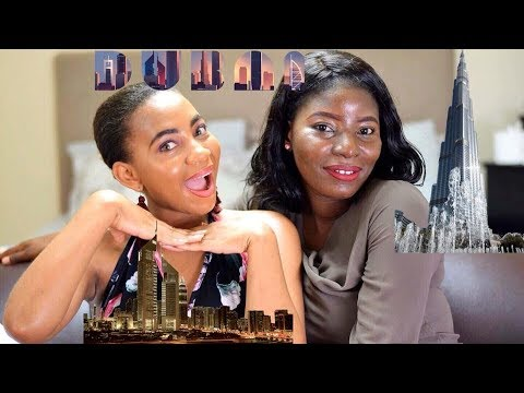 BLACK GIRLS IN DUBAI | Dating men, racism, jobs, etc