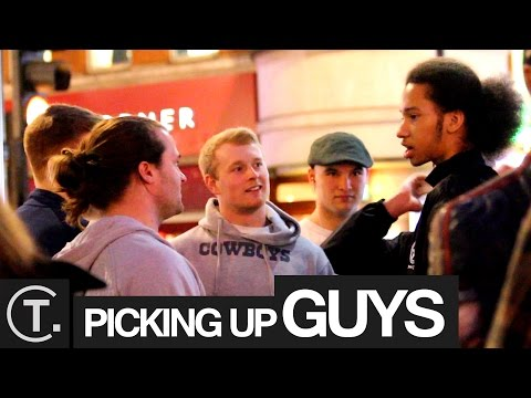 Picking Up Guys In London (Gaygame PUA)