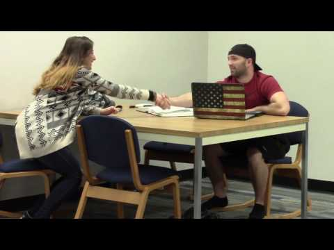 Pick Up Lines On College Guys (Library Version)