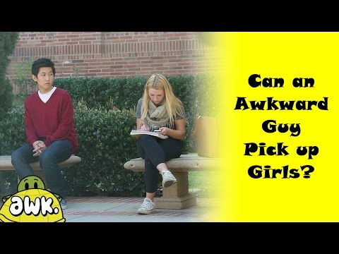 Can an Awkward Guy Pick up Girls?