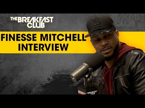 Finesse Mitchell Talks Fatherhood, SNL History, Relationship Advice, New Projects + More
